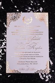 best 25 gold wedding invitations ideas on pinterest fancy