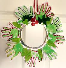 100 handprint christmas craft handprint reindeer christmas