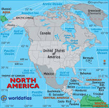 central america physical map political and physical maps and definitions