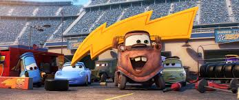 cars sally and lightning mcqueen cars 3 brings back heart to the cars franchise movie review
