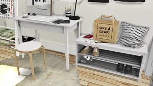 Laptop Desks Ikea by Ikea Office Set Tjusig Hallway Set And Dc Shoes Deco U2022 Ikea