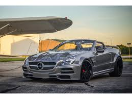 widebody tundra mercedes sl r230 sonic wide body kit