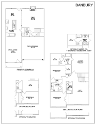 floor plans danbury homes for sale in kentucky