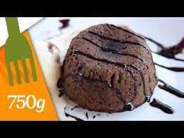 hervé cuisine dessert recette du fondant au chocolat extrême par hervé cuisine