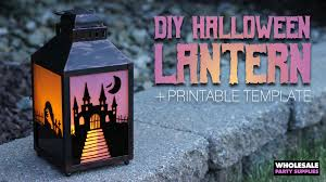 diy halloween lanterns party ideas u0026 activities by wholesale
