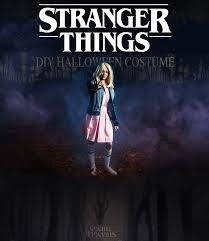 diy stranger things costume ideas halloween costumes blog