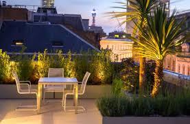 rooftop garden design with patio sets home interior u0026 exterior