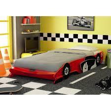 chambre voiture fast lit enfant voiture laqué l 90 x l 190 200 cm achat