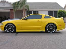 2007 Mustang Black Rims Black Rims The Mustang Source Ford Mustang Forums