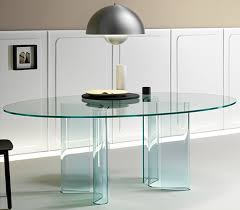 oval glass dining table glass dining table brilliant decoration glass dining table oval