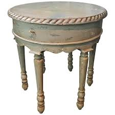 Farmhouse Side Table Sold Shabby Chic Farmhouse Side Table Sea The Skillful