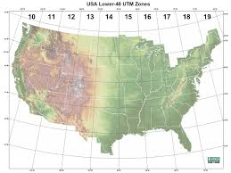 usa map gps general gps information and us map with gps coordinates