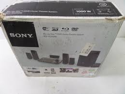 blu ray home theater system sony sony bdv n5200w 5 1 channel 1000w 3d smart blu ray home theater