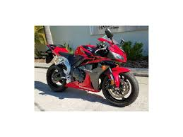 2008 honda cbr 600 2008 honda cbr 600rr in florida for sale 10 used motorcycles