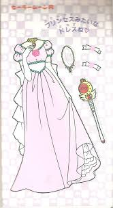 miss missy paper dolls sailor moon paper dolls