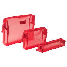 förfina accessory bag set of 3 ikea