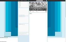 images twitter page template 2013