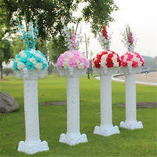 wedding arch ebay australia wedding pillars ebay