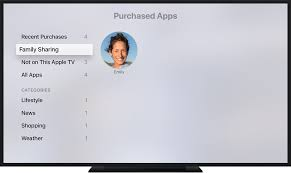 share itunes ibooks and app store purchases with family sharing