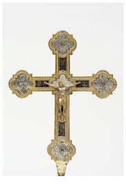 altar crucifix altar cross v a search the collections