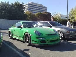 porsche 911 gt3 rs green 10 green cars sitting on a blog petrolblog