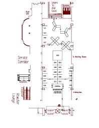 Cobo Hall Floor Plan Floor Plan Design Convention U0026 Show Services