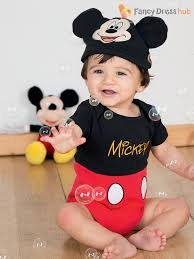 mickey mouse costume toddler baby toddler deluxe mickey mouse costume boys disney fancy dress