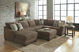 Sectional Sofa Pieces by Benchcraft Justyna Contemporary 3 Piece Sectional With Right