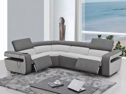 Reclining Sofas And Loveseats Furnitures Modern Recliner Sofa Awesome Modern Sectional Sofa