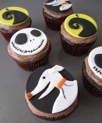 nightmare before christmas cupcake toppers nightmare before christmas fondant cupcake tutorial atiliay