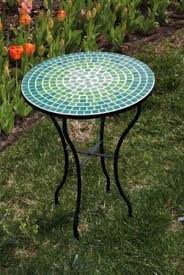 Mosaic Patio Furniture by Top 25 Best Round Patio Table Ideas On Pinterest Outdoor Deck