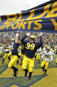 University Of Michigan Flag University Of Michigan Sports Fans Detroit Sports Detroit News