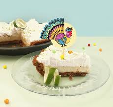 thanksgiving pie cake tropical turkey pie toppers bugaboocity