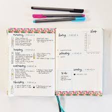 to make a bullet journal a step by step guide
