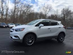 buick encore 2017 white 2017 buick encore sport touring awd in white frost tricoat 041364