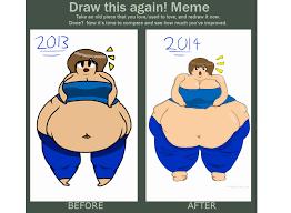 Clothes Meme - draw this again meme fatty needs new clothes by chubbychub chub on