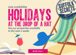 special offer late availability suffolk secrets