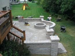 Patio Designs Stone by Incredible Stone Decks And Patios Designs 17 Best Ideas About