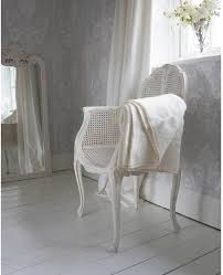 french bedroom chair french provencal white rattan bedroom chair chairs