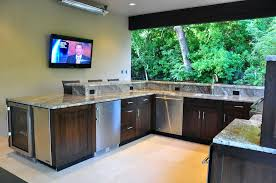 designing an outdoor kitchen how to build a perfect outdoor kitchen shares tips building an