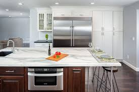 Installing Hardware On Kitchen Cabinets Kitchen Cabinet Colonial White Granite With Dark Cabinets