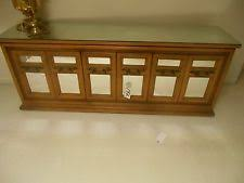 Mirror Credenza Hollywood Regency Dresser Ebay