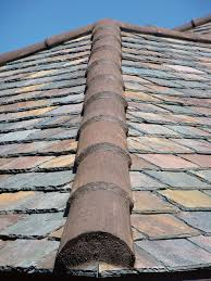 Flat Tile Roof Traditional Roofing Magazine Issue 8 Installing Ceramic Ridge
