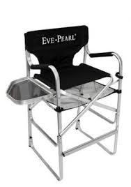 makeup stool for makeup artists portable makeup chair w side table be beautiful