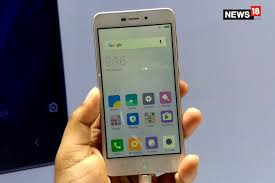 Redmi 4a Xiaomi Redmi 4a In Pics Check Out The New Android Phone For Rs