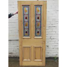 Exterior Wood Doors With Glass Panels by Exterior Panel Doors 6 Panel Fiberglass Doors Traditional