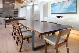 Commercial Dining Room Tables Live Edge And Natural Edge Wood Slabs For Residential And