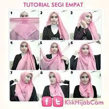 tutorial hijab segitiga paris simple tutorial hijab segi empat 1mobile com