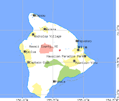map of hawaii cities hawaii county hawaii detailed profile houses real estate cost