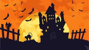 halloween street background halloween music for children o instrumental spooky halloween